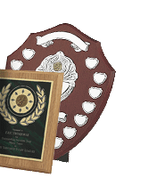 Plaques Shields and Frames