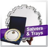 Salvers & Trays